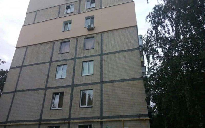 Утепление стен Генерала Наумова 37в