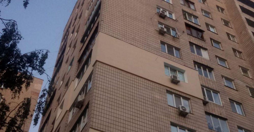 Київ, вул. Леся Курбаса 3в