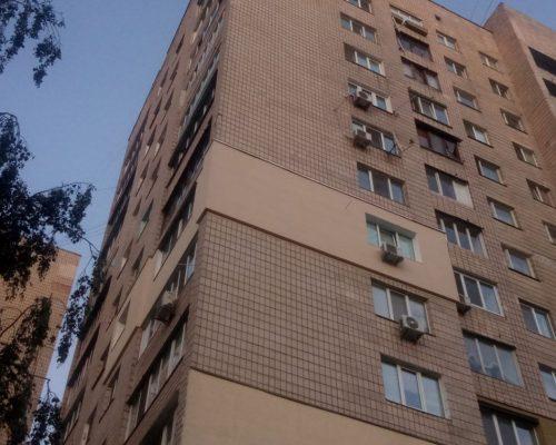 Киев, ул. Леся Курбаса 3в