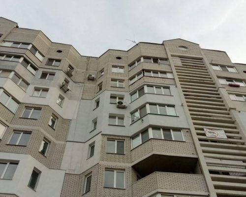 Утепление стен лоджии с. Святопетровское