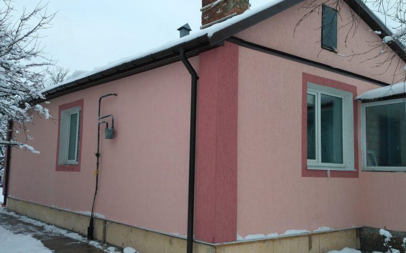 Утепление частного дома в Киеве