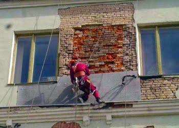 ремонт і реставрація фасаду