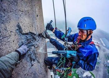 Промышленный альпинизм