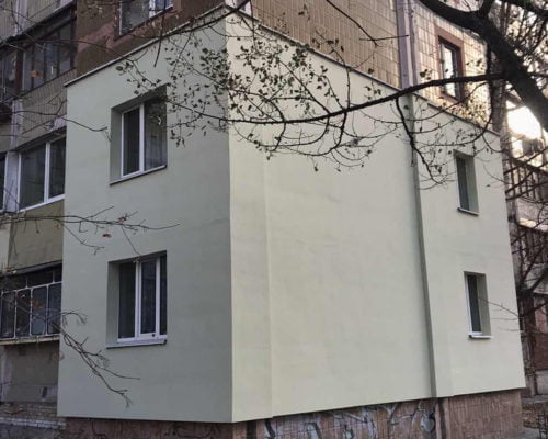 Київ, вул. Василя Стуса, 28А