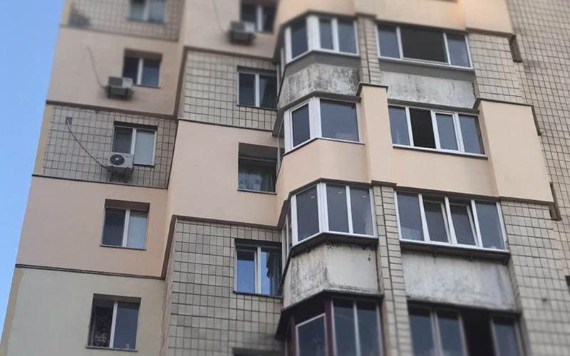 Киев, ул. Клавдиевская, 36