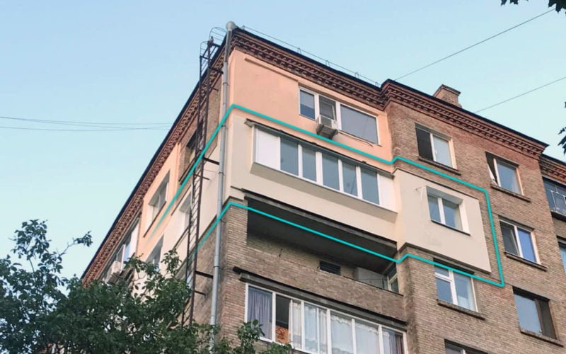 Киев, ул. Белорусская, 17Б